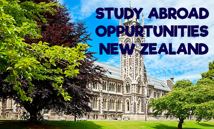 study abroad opportunities in new zealand