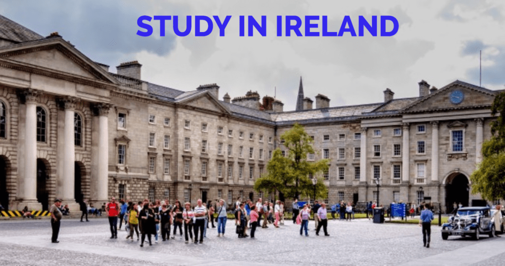 study abroad in ireland