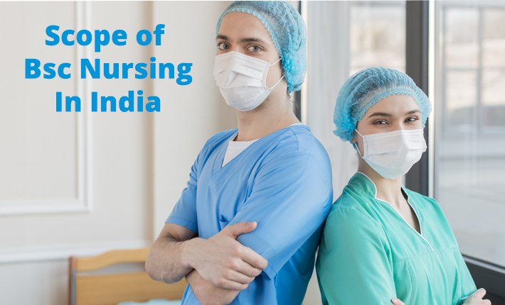 scope of bsc nursing in india
